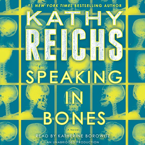 Couverture de Speaking in Bones