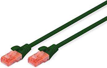 Digitus DK-1617-010/G Professional Yüksek Kaliteli Cat 6 U/Utp Ara Baglantı Kablosu - Lszh