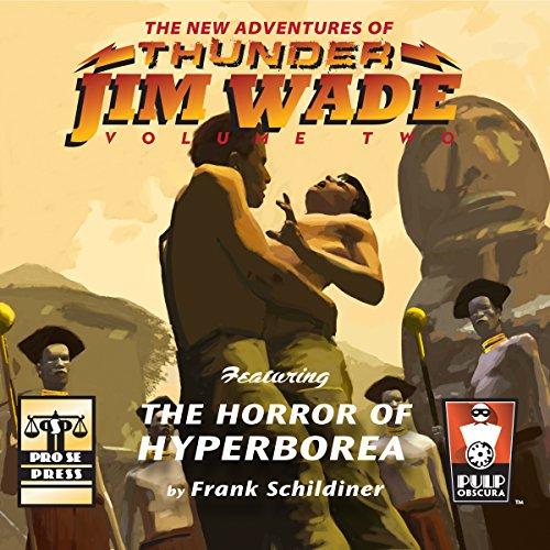 The Horror of Hyperborea  By  cover art