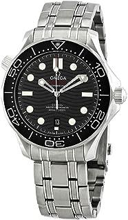 Seamaster Black Dial Men's Diver Watch 210.30.42.20.01.001