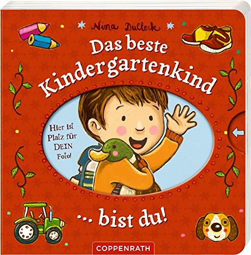 Das beste Kindergartenkind ... bist du!