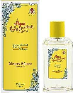 Alvarez Gomez Agua de Colonia Concentrada Citrica 150 Mililitros