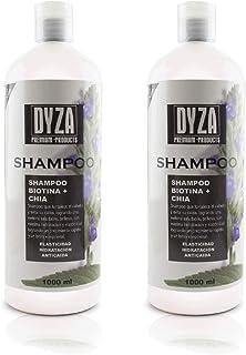 Shampoo de Biotina 2 piezas de 1000 ml c/u