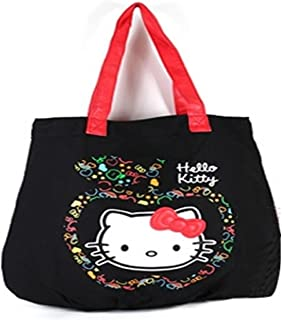 Hello Kitty Tutti Fruitti Character Tote Bag
