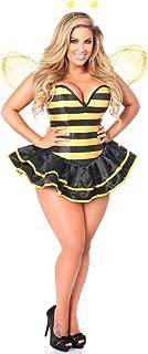 Daisy corsets Women's Top Drawer Premium Queen Bee Corset Costume