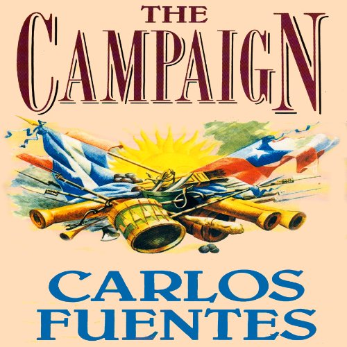 The Campaign audiobook cover art