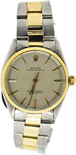 Rolex Oyster Perpetual Automatic-self-Wind Male Watch 1002 (Certified Pre-Owned)