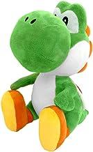 Super Mario (30cm) y Yoshi (27cm) ¡Peluche, juguetes suaves, original, 2 caracteres disponibles! (Yoshi_plush_27cm)