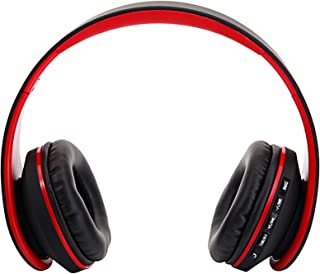 $27 » Sponsored Ad - Mushugu gt3-ZJ Foldable FM Stereo MP3 Player Wired Bluetooth Headset Black & Red