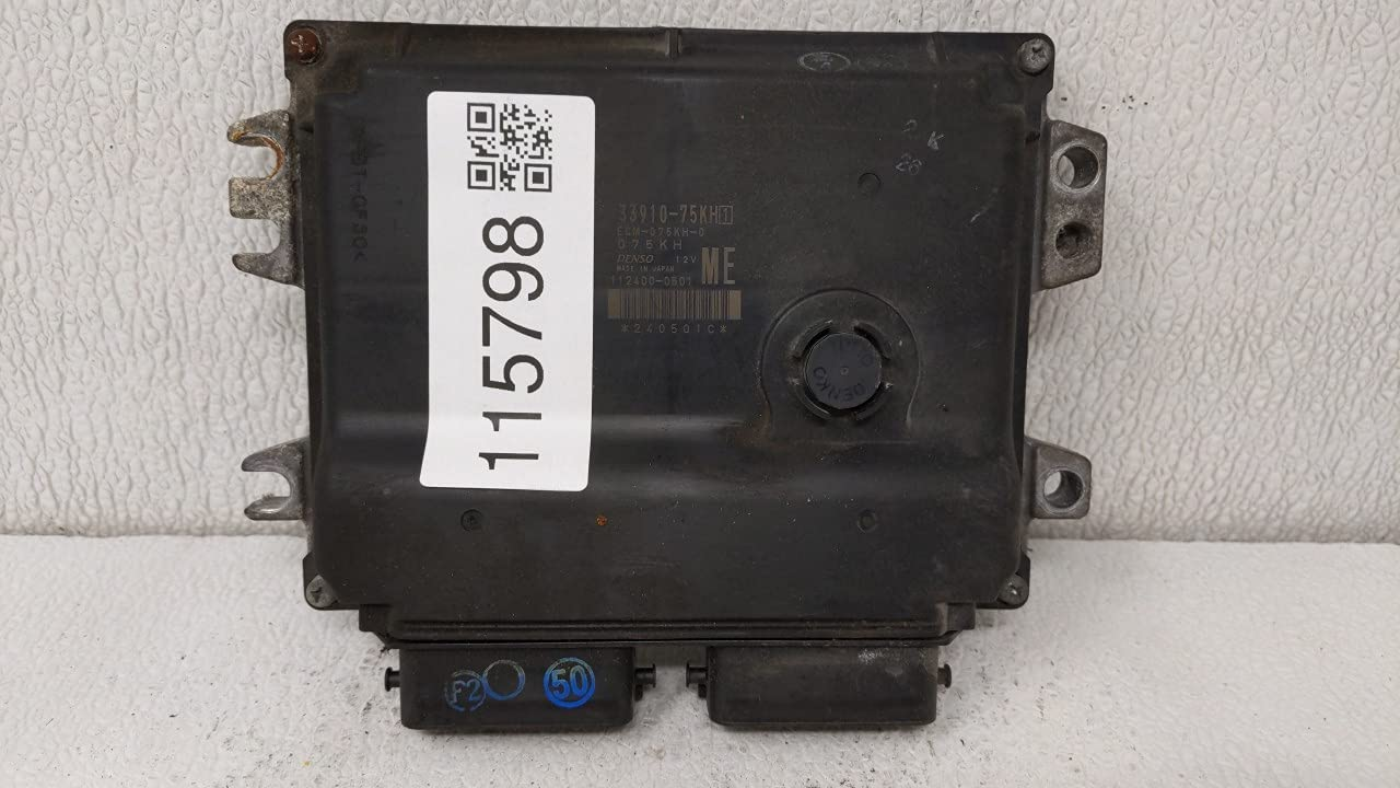 Ranking TOP15 OEMUSEDAUTOPARTS1.COM-Engine Computer Control security 33910-75KG Module
