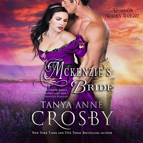 McKenzie's Bride audiobook cover art