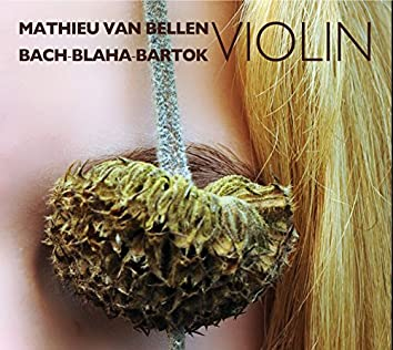 Bach, Blaha & Bartók: Violin Works