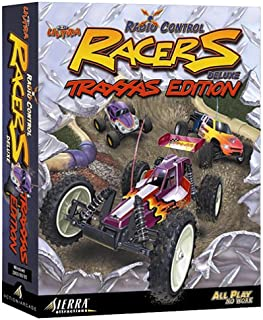 3-D Ultra Radio Control Racers Deluxe:  Traxxas Edition - PC