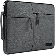 Canvas 13-13.3 inch Travel Laptop Tablet Sleeve Case Cover Compatible Dell Inspiron 13 7000 2-in-1/5000 / 7000 (2017) / Latitude 3390/7390 / 7389/7380 / 3000 / XPS 13 9370 / XPS 13 2-in-1