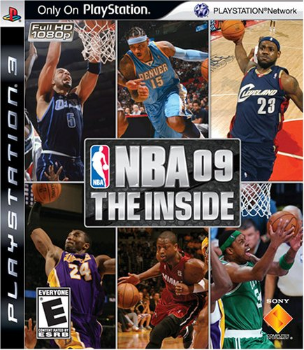 NBA '09 The Inside - Playstation 3