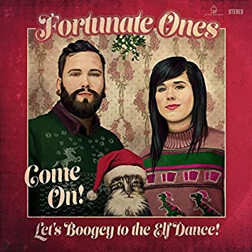 Come on! Let's Boogey to the Elf Dance!