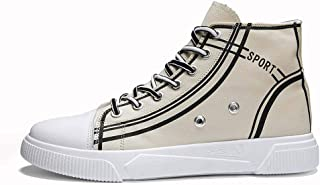 Men's Sneakers, Non-Slip Wear-Resistant Waterproof And Breathable Sneakers, High-Top Running Shoes