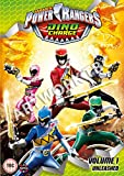 Power Rangers Dino Charge Unleashed (Volume 1) [DVD] [Reino Unido]