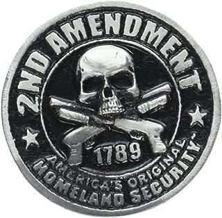 2nd Second Amendment 1-1/2