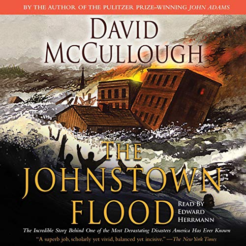 The Johnstown Flood  By  cover art