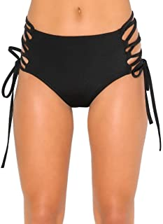 iHeartRaves Women's High Waisted Rave Booty Shorts Bottoms