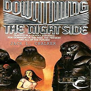 Downtiming the Nightside cover art