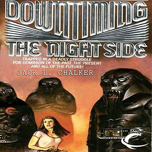 Downtiming the Nightside audiobook cover art