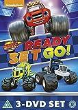 Blaze & The Monster Machines: Ready, Set [Edizione: Regno Unito] [Reino Unido] [DVD]