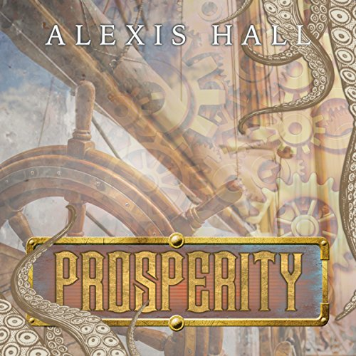 Prosperity audiobook cover art