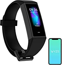 Wyze Activity Fitness Tracker Watch for Android Phones and iOS Phones, Waterproof Smart Fitness Watch with Heart Rate & Sl...