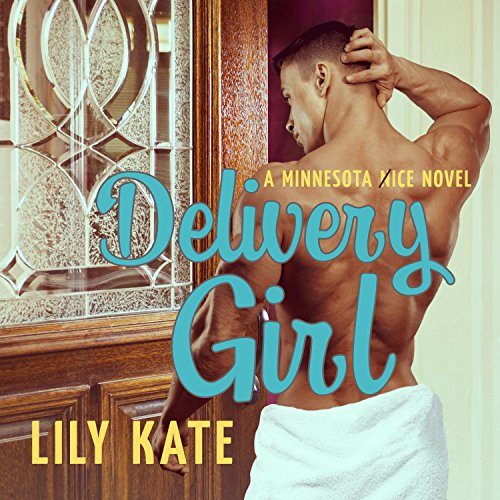 Delivery Girl audiobook cover art