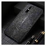 RKRLJX Fit for Samsung S20 Plus S20FE S8 S8 S8 Couverture en Cuir Véritable Fit for Galaxy S20...