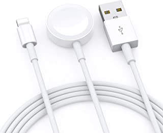 2 in 1 for iPhone and Apple Watch Charger Cable