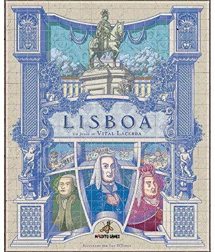 Maldito Games Lisboa Edición Deluxe (Castellano)