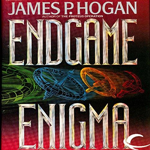 Endgame Enigma audiobook cover art