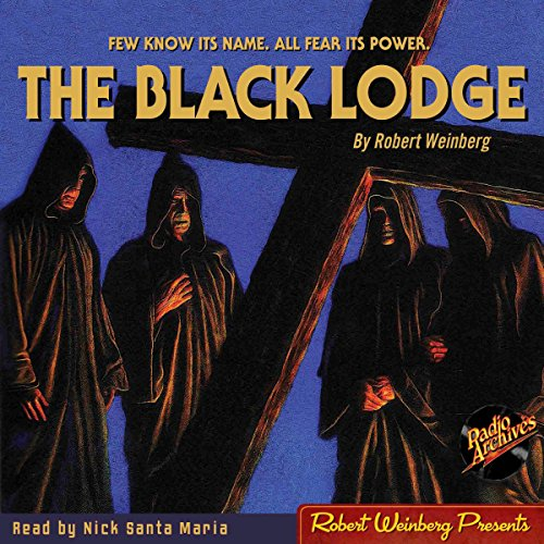 The Black Lodge audiobook cover art