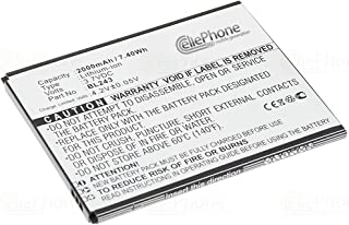 cellePhone batería Li-Ion para Lenovo K3 Note / K50-T5 (reemplazado BL243)