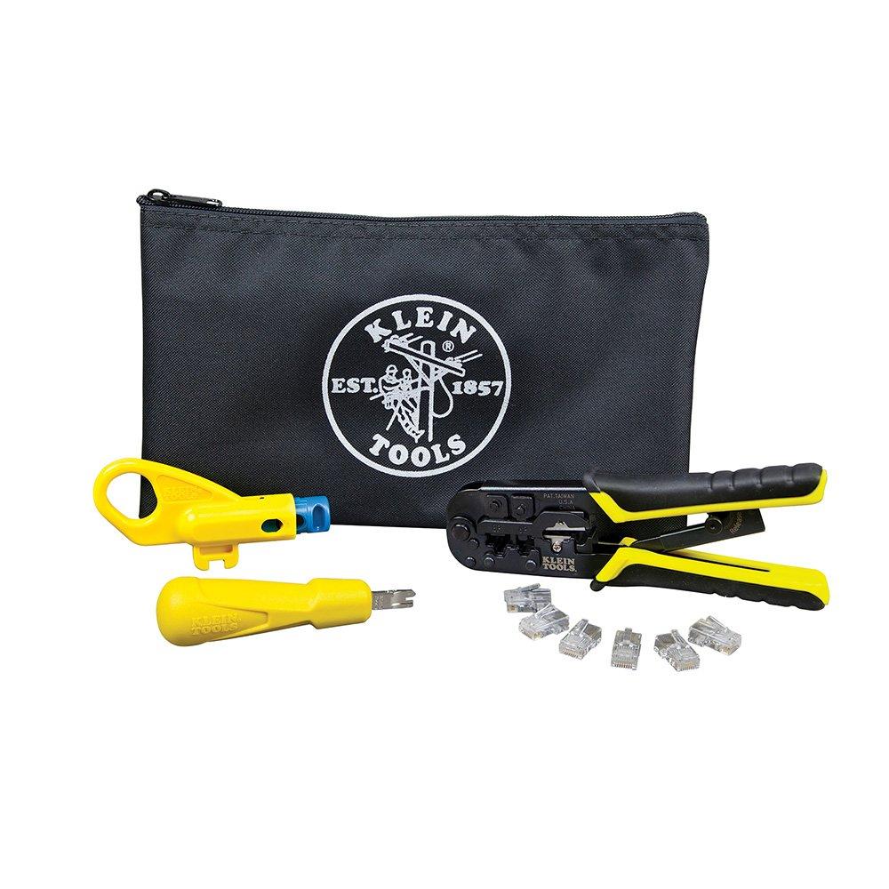Installation Punchdown Klein Tools VDV026 212
