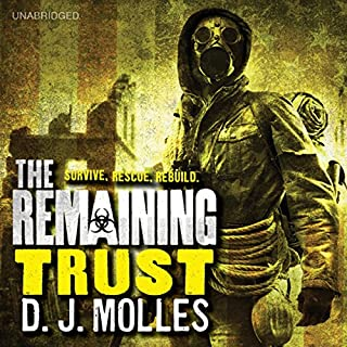 The Remaining: Trust audiobook cover art