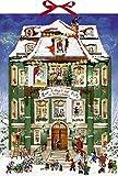 Alison Gardiner Designs Hanging Musical Advent Calendar - Features 24 Christmas Carols