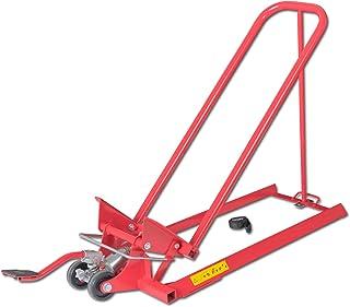 ARNOLD 6031-X1-0013 Elevador para Tractores cortacésped hidráulico, rojo
