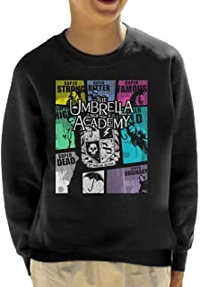 Cloud City 7 The Umbrella Academy GTA Kid's Sweatshirt