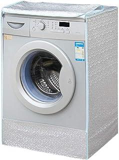 Jubang Funda protectora para lavadora resistente al agua y al polvo para lavadora
