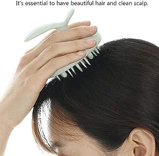 Hair Scalp Massager Shampoo Brush, Maxsoft Silicone Scalp Care Stimulator - 2 in 1 Wet & Dry Hair Shampoo Brush Scalp Massager Dandruff for Men/Women/Kids/Pet