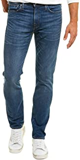 J.Crew Men's 484 Stretch Slim Fit Jean, Dusty Medium wash, 34/30