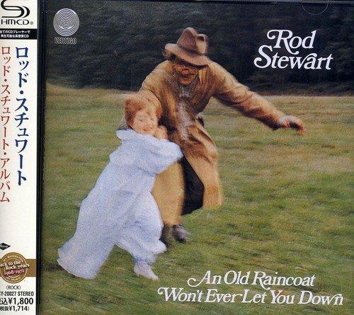 Old Raincoat Wont Ever Let You Down