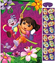 Party Game | Dora's Flower Adventure Collection | Party Accessory