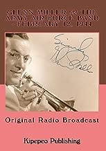 glenn miller orchestra dvd