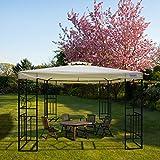 Quictent Metal Gazebo Patio Grill Gazebo Canopy Waterproof Backyard tent-4 Colors & 4 Styles