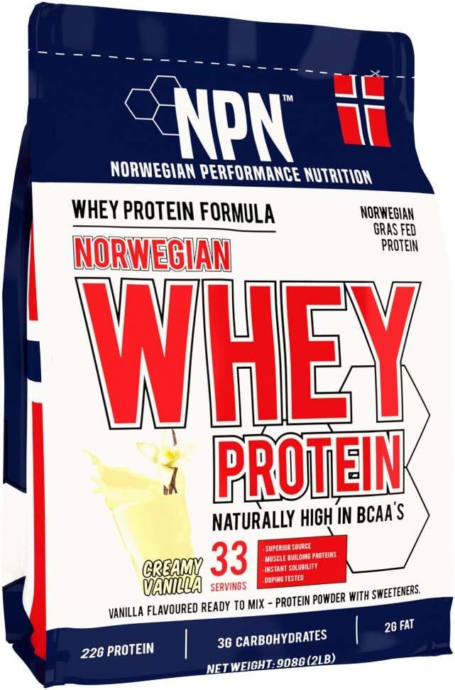 NPN - Suero de leche noruego, chocolate puro
